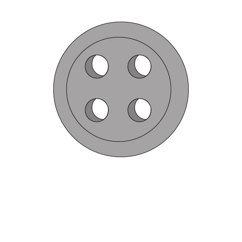 camicia-su-misura-bottone-grigio-medio